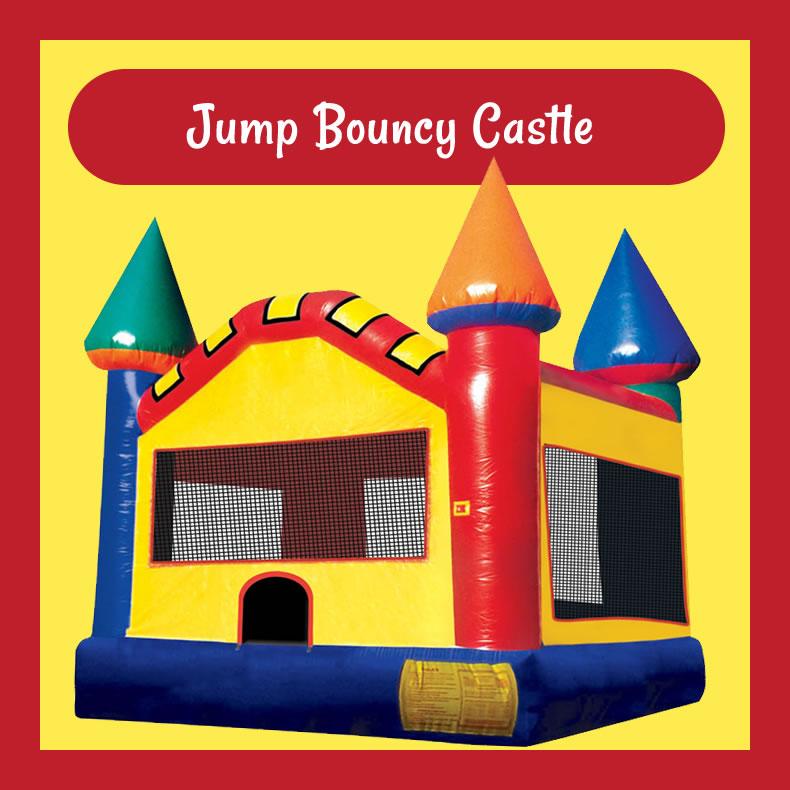 Jump Bouncy Castle