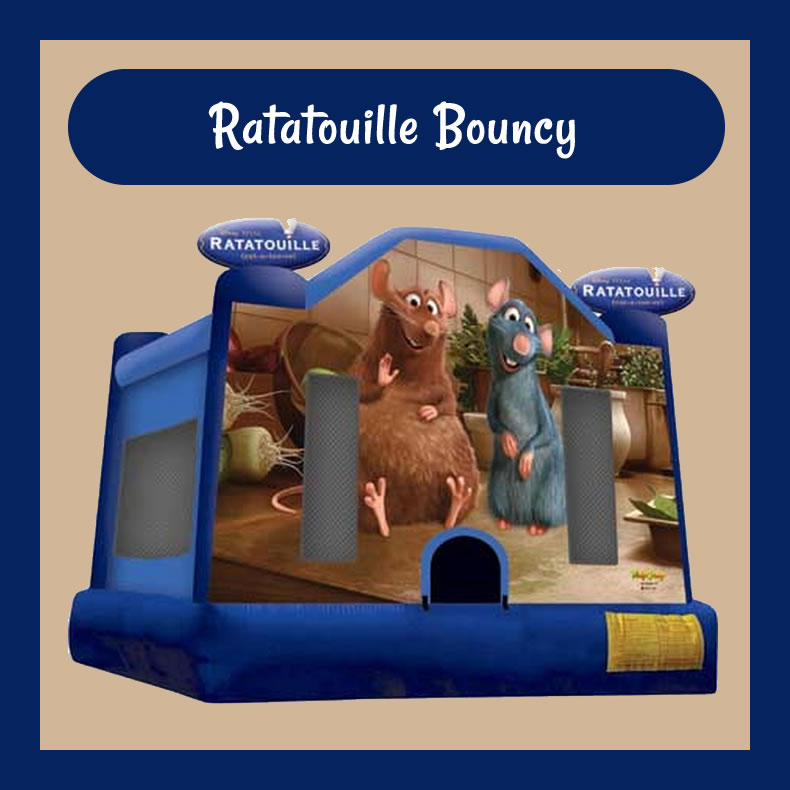 Ratatouille Bouncy