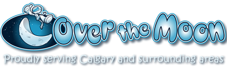 Over The Moon Bounce Proudly Serving Calgary
